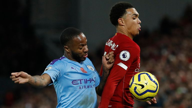 Man City and Liverpool drew 1-1 at the Etihad in November - watch the rematch live on Sky Sports