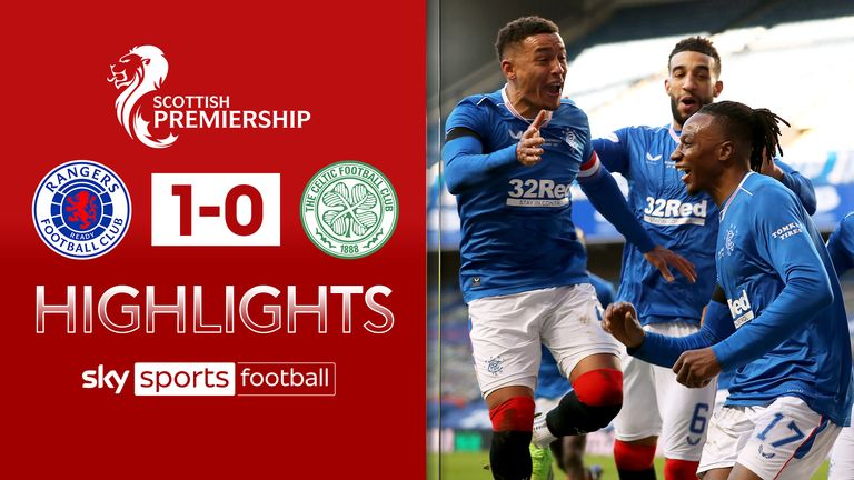 How Rangers won the Scottish Premiership: 12 games that saw the title go to Ibrox |  Football News