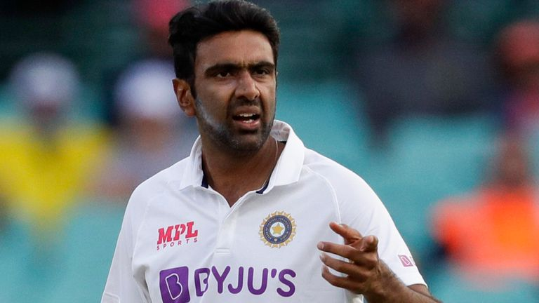 India's Ravichandran Ashwin says 'nasty' behaviour from SCG crowd nothing  new after abuse allegations | Cricket News | Sky Sports