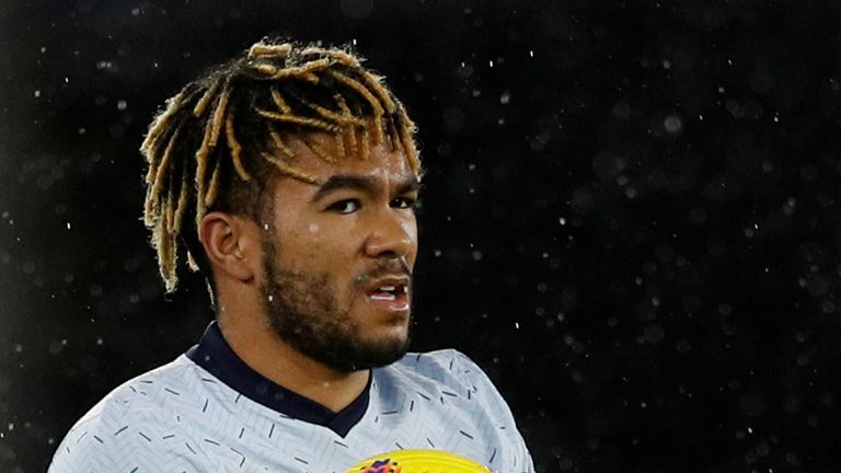 Reece James highlighted racist abuse he has privately received on social media