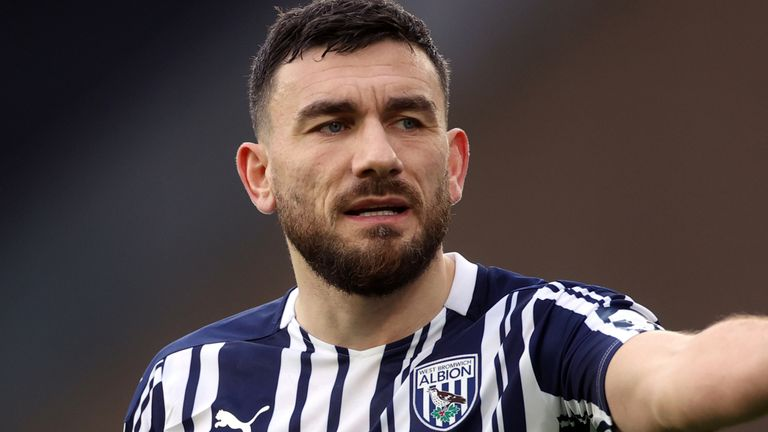Robert Snodgrass joined West Brom from West Ham on an 18-month deal for an undisclosed fee on January 8