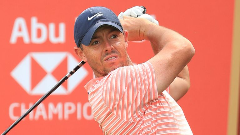 McIlroy's third-round 67 lifted him into the outright lead