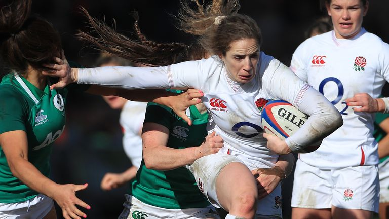 England won the Six Nations Grand Slam after the tournament was delayed by the coronavirus (Pic: PA)