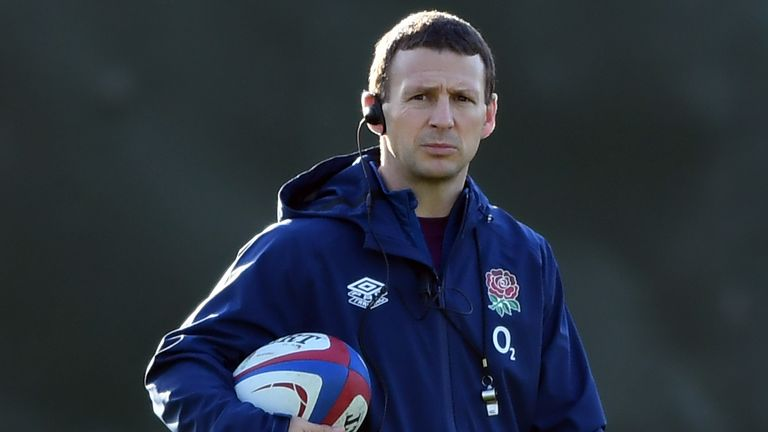 Simon Amor is eyeing an evolution in England's attacking approach