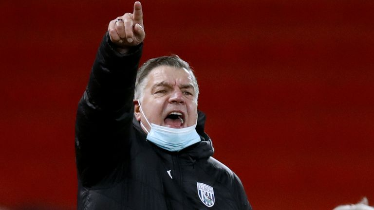 Sam Allardyce claims Brexit has affected his transfer plans