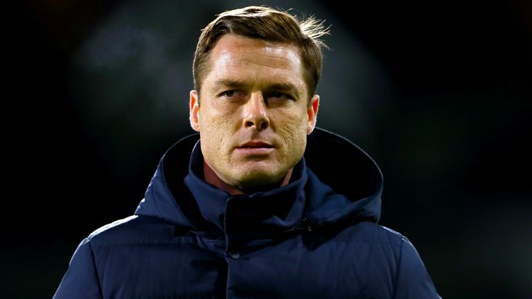 Fulham manager Scott Parker (PA)