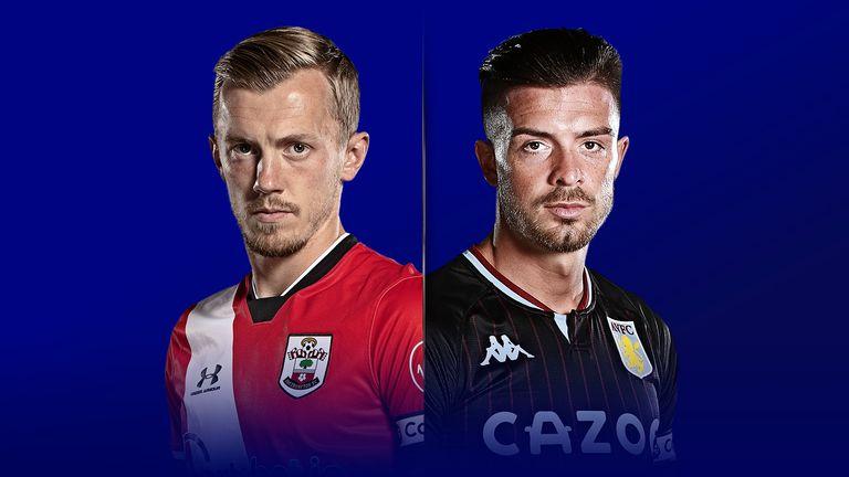 Southampton vs Villa