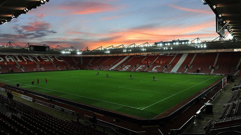 (AP) Southampton FC general view