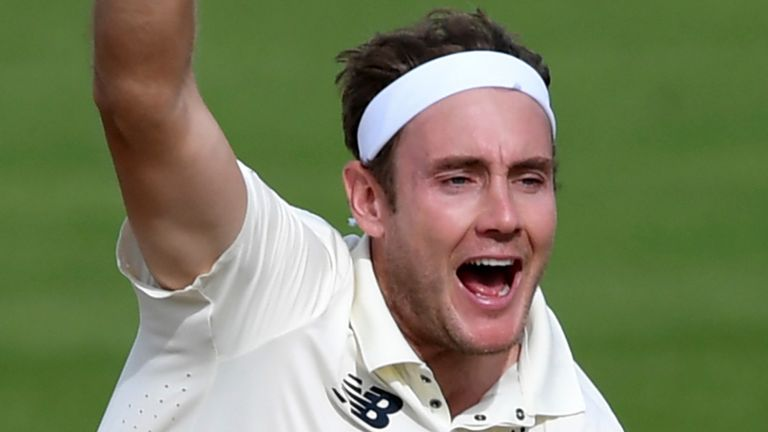 Stuart Broad finished the 2020 summer as England's leading wicket-taker, claiming 29 in just five Tests