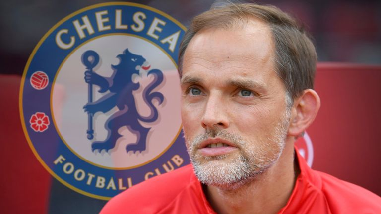 Thomas Tuchel replaces Frank Lampard as Chelsea's new head coach