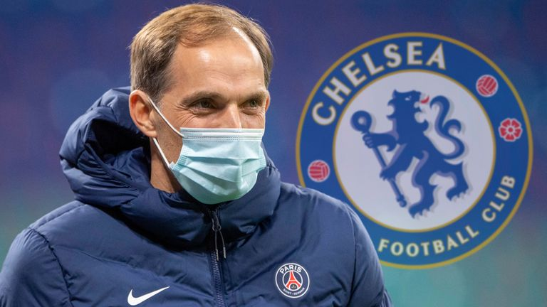 Thomas Tuchel flying into UK ahead of Chelsea head coach appointment |  Football News | Sky Sports