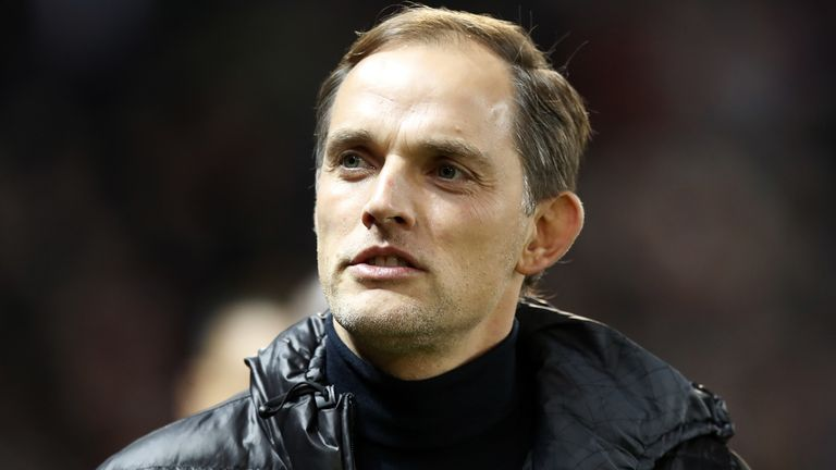 Thomas Tuchel left Paris Saint-Germain in December 2020
