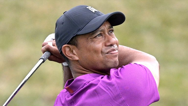 Woods will not be back in action until late February, at the earliest
