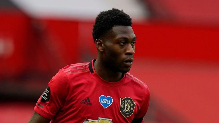 AP - Manchester United defender Timothy Fosu-Mensah