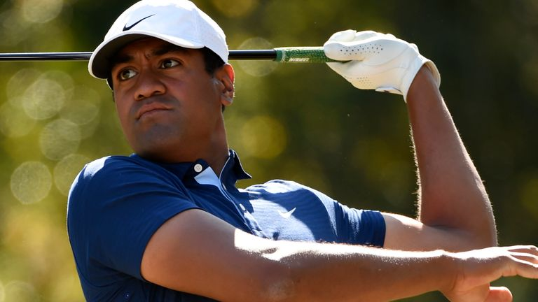 Tony Finau is still searching for a second PGA Tour title