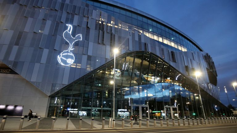 Tottenham have offered use of their stadium to the NHS as a Covid-19 vaccine hub