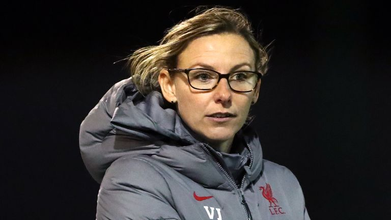 Vicky Jepson has left her role as Liverpool manager