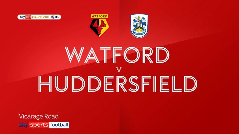 Watford v Huddersfield