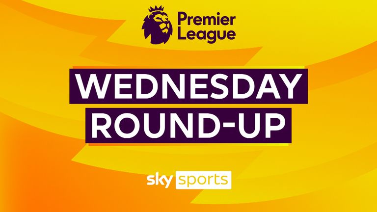 Wednesday PL round-up