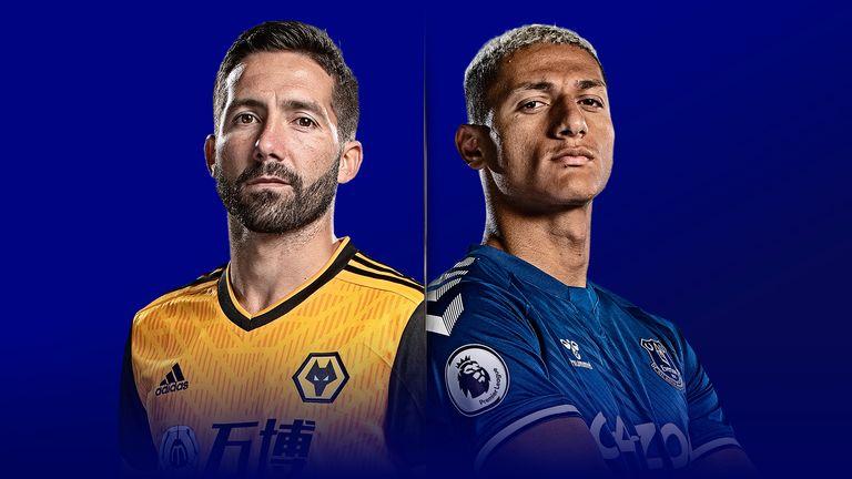 Wolves vs Everton