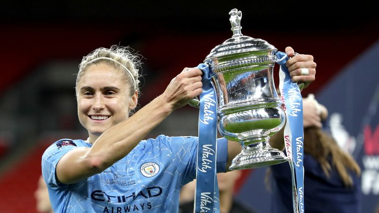 Last year's Women's FA Cup final was delayed for over six months because of the pandemic