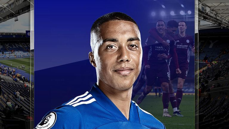 Leicester City's Youri Tielemans