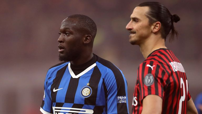 Romelu Lukaku and Zlatan Ibrahimovic have said a few things down the years