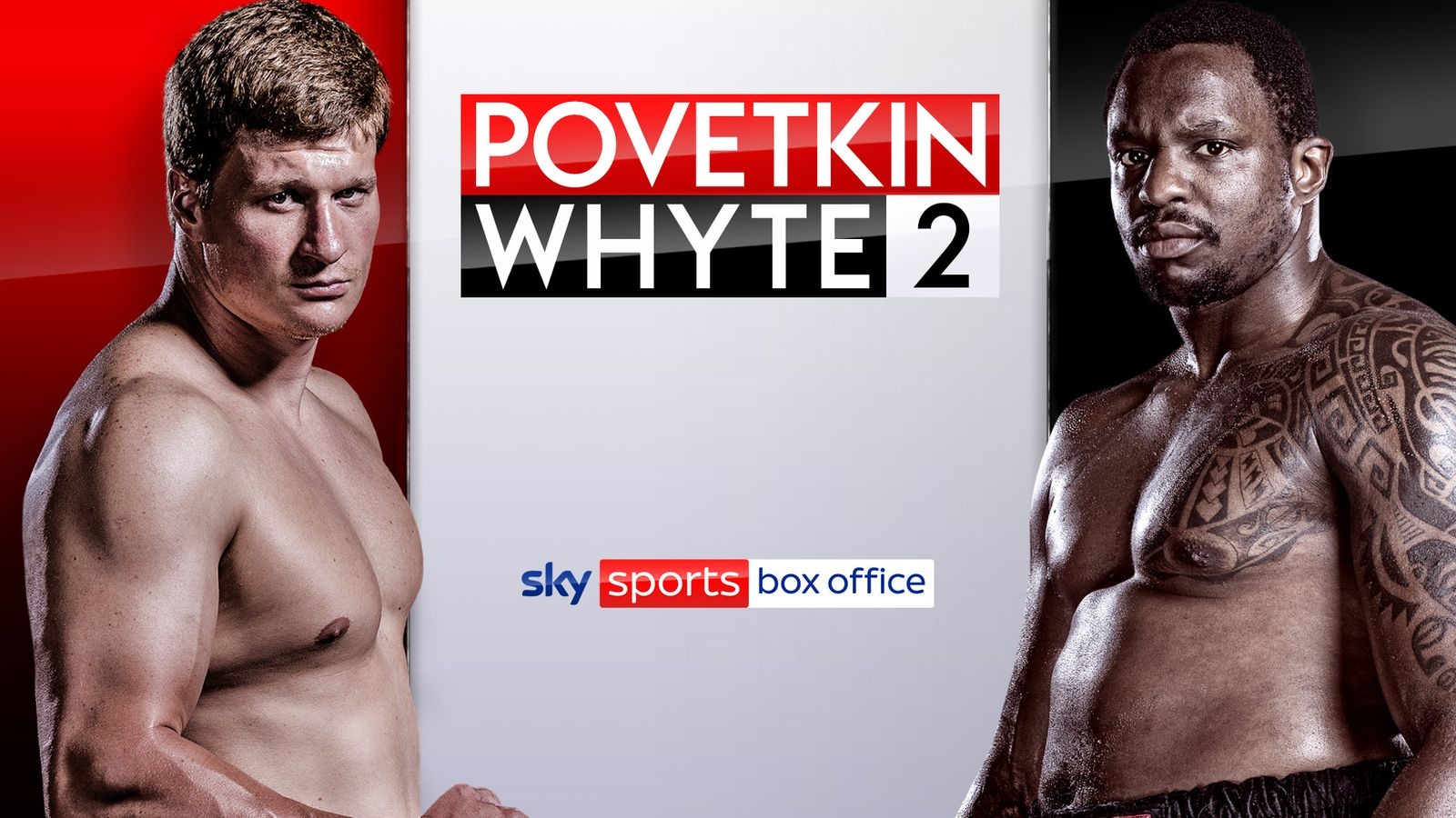 Povetkin vs Whyte 2: How to book and watch Povetkin vs Whyte 2 if you are not a Sky TV subscriber