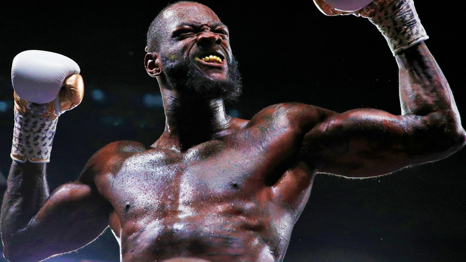 Deontay Wilder says Anthony Joshua is 'making excuses' but vowed to defeat the British star in 'devastating fashion'