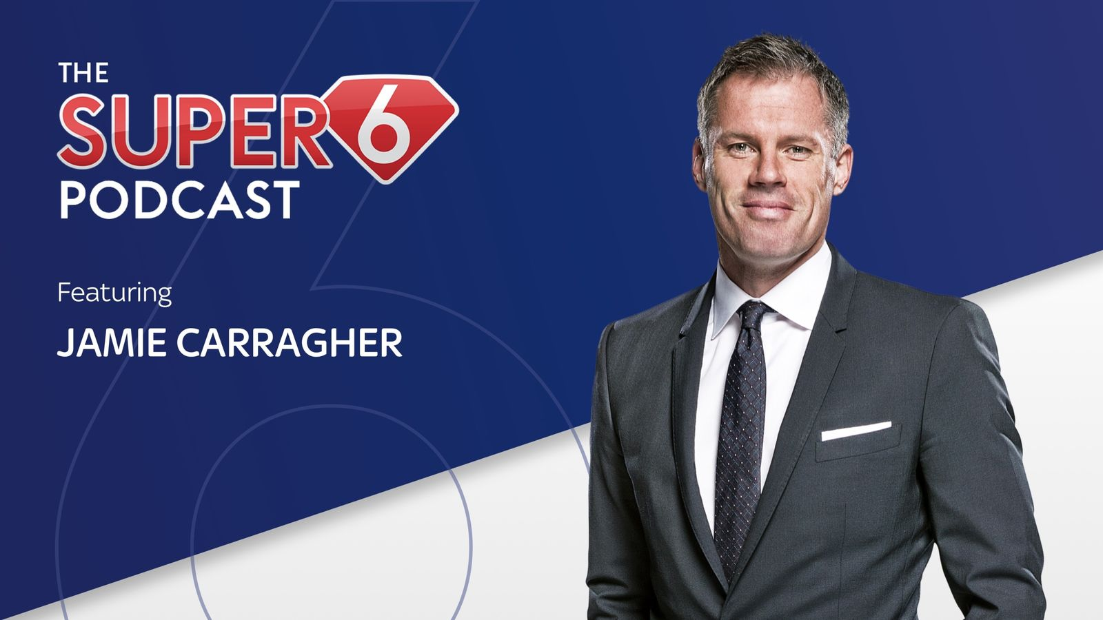 Jamie Carragher on the Super 6 Podcast: I hated Gary Neville!