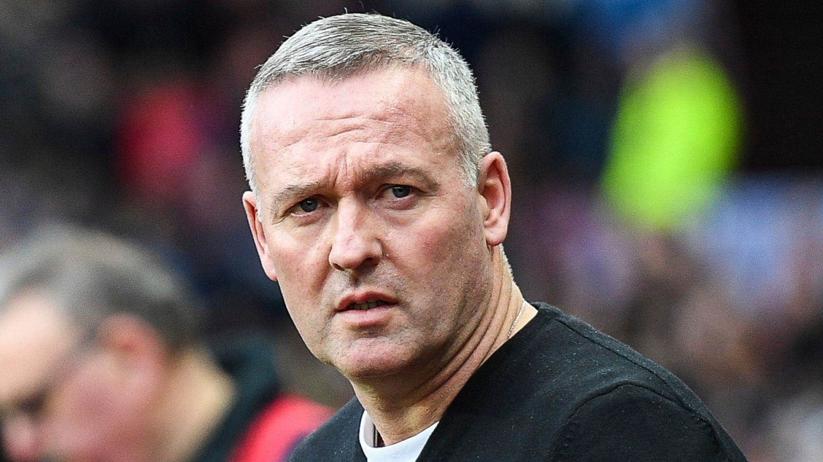 Paul Lambert no longer Ipswich manager after 'differences of opinion' with owner Marcus Evans