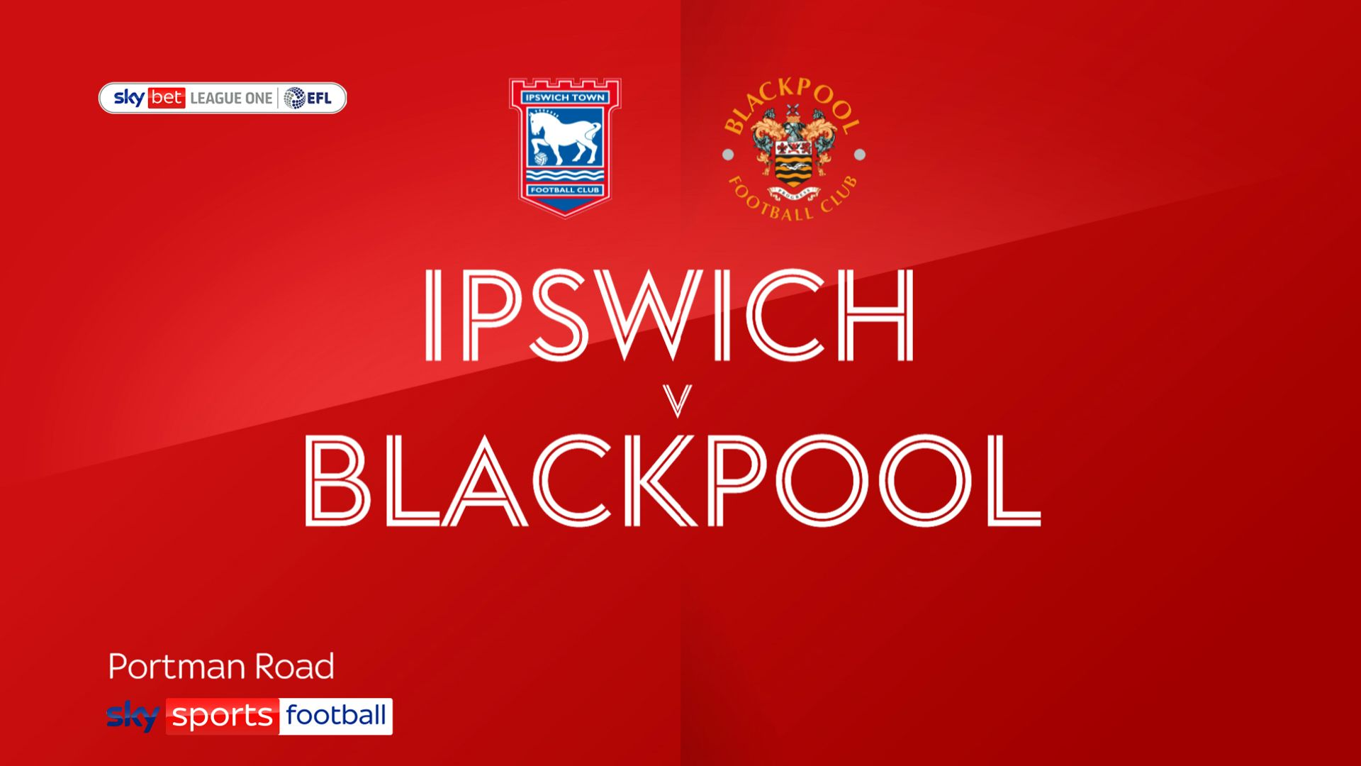 Ipswich sink Blackpool to end losing run