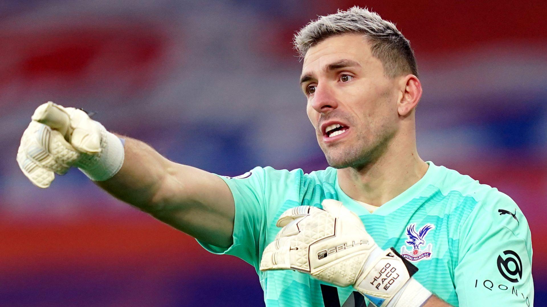 Guaita signs new Palace deal amid Sociedad reports