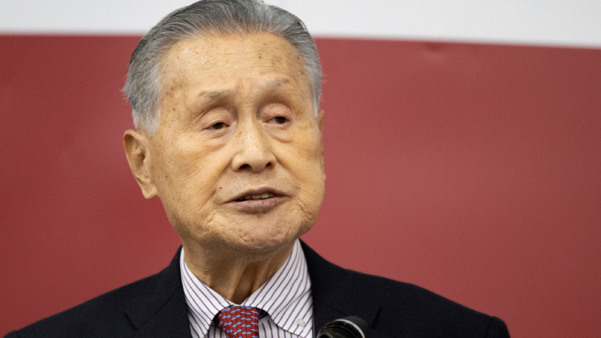 Tokyo Games chief Mori resigns after sexist remarks