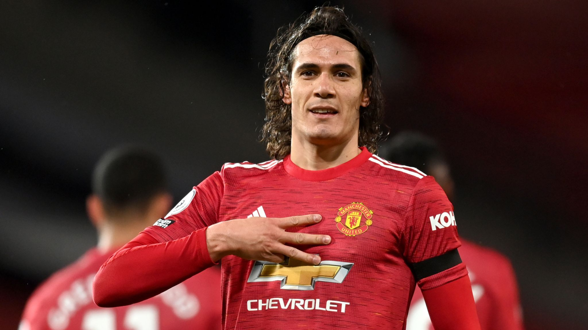 Edinson Cavani increasingly likely to leave Manchester United to join Boca  Juniors next season, says father Luis | Football News | Sky Sports
