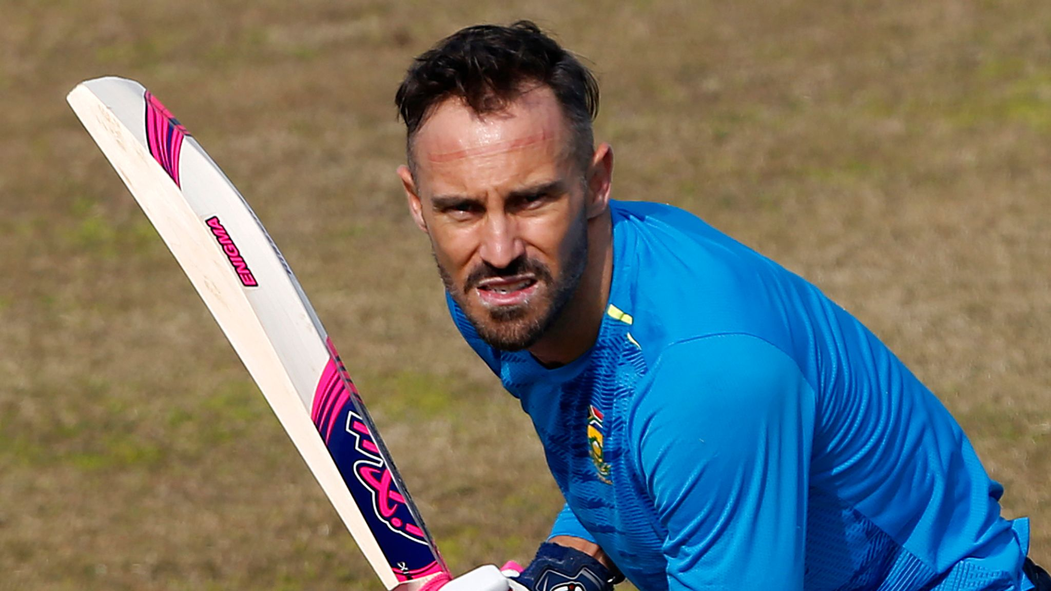 Faf du Plessis: Former South Africa captain retires from Test cricket to  focus on T20 World Cups | Cricket News | Sky Sports