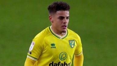 Norwich are looking for a fee of between £30m and £35m for Max Aarons