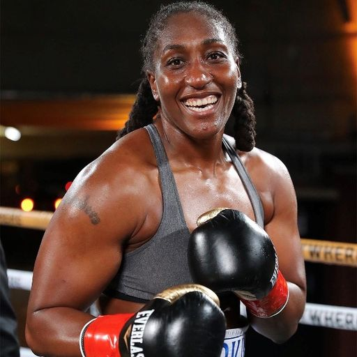 Why a female heavyweight can rule the world