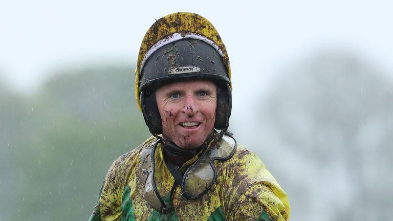 Jockey Jamie Codd