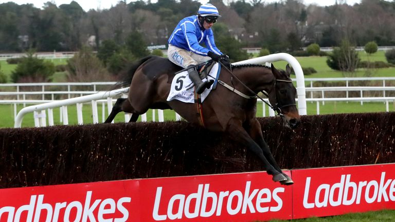Energumene impresses in the Irish Arkle