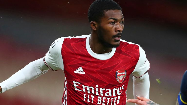 Ainsley Maitland-Niles is leaving Arsenal on loan in search of first-team minutes