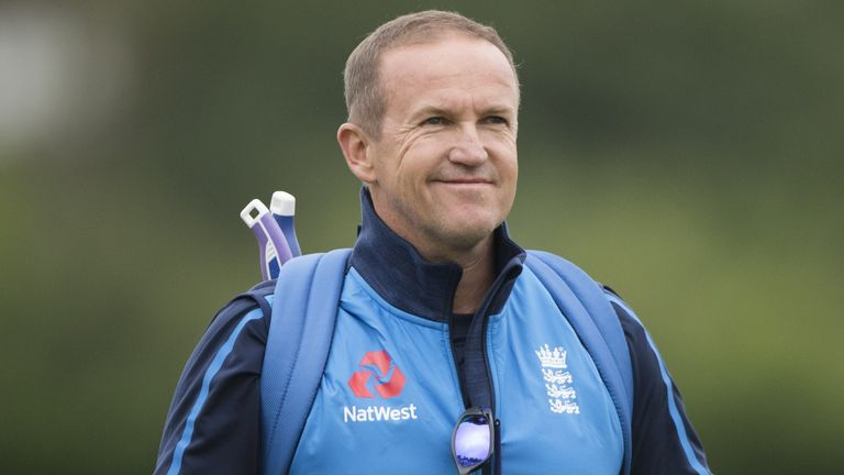 Andy Flower (Getty Images)