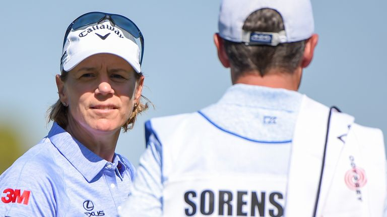 Annika Sorenstam is making a first LPGA Tour appearance in 13 years at the Gainbridge LPGA