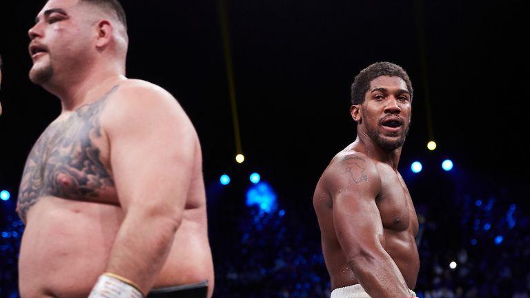 Ruiz vs Joshua