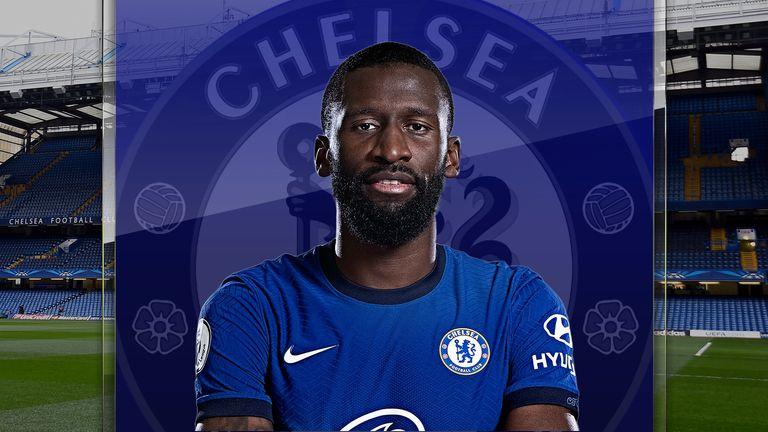 Antonio Rudiger, Chelsea