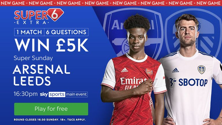 Will you be the next winner of the Super 6 Extra jackpot?