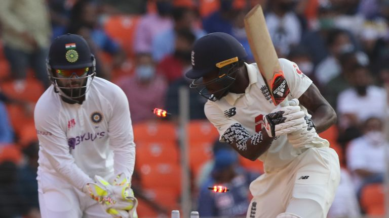 India's victory over England is the shortest completed Test match in the post-war era (Pic credit - BCCI)