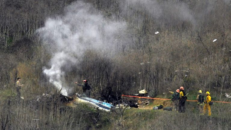 Kobe Bryant and his daughter Gianna were among the nine people who were killed in a helicopter crash on January 26, 2020