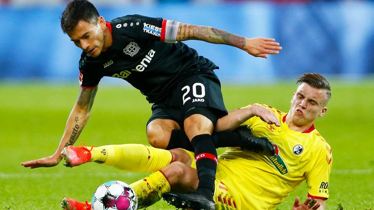 Bayer Leverkusen capped a poor week with defeat in the Bundesliga