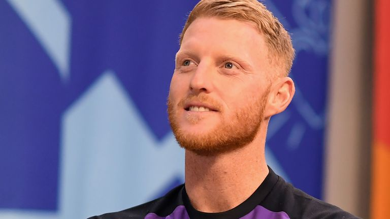 Stokes is looking forward to the prospect of playing in front of fans during The Hundred